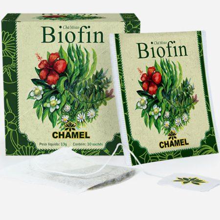 Chá Biofin - Detox auxiliar em dietas