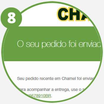 Chamel Loja Virtual - Como Comprar