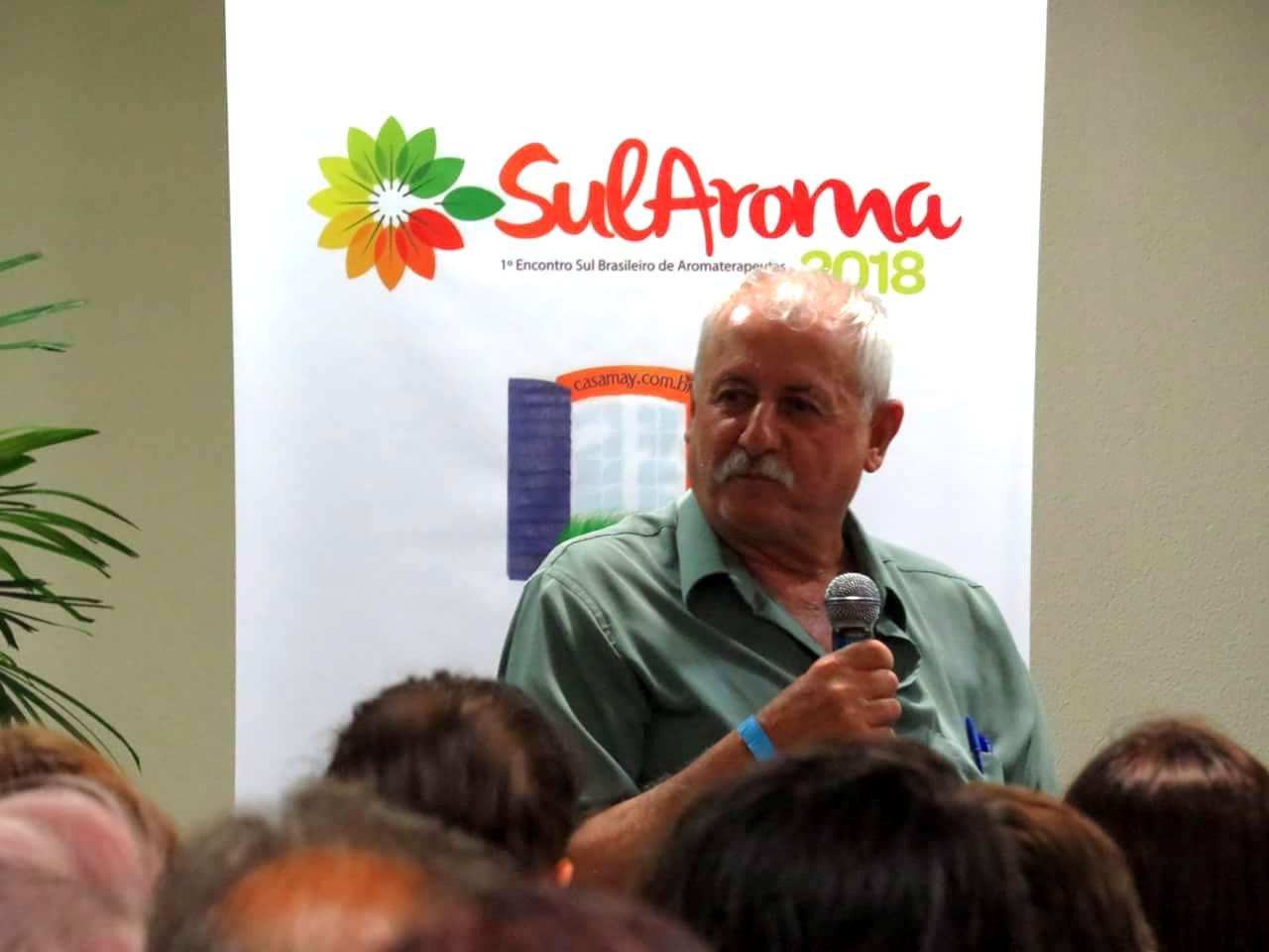 SulAroma - Encontro Sul Brasileiro de Aromaterapeutas - Óleos Essenciais